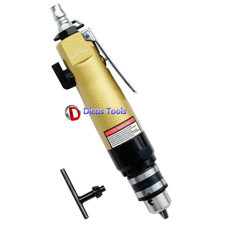 Utensile per rettifica di perforazione pneumatico per trapano ad aria - Utensili elettrici - Fotografia 5