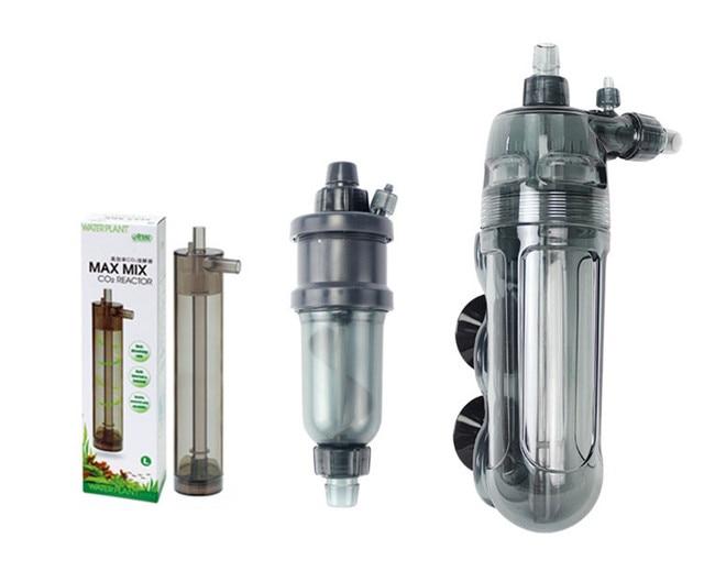 ISTA CO2 Atomizer harici turbo süper difüzör reaktör akvaryum su tesisi balık tankı peyzaj su