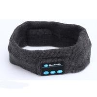Wireless Bluetooth headphones Music turban Smart turban Headset earphone Warm Beanies winter Hat with Speaker Mic for sports