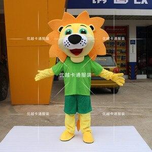 Image 4 - Lion Mascotเครื่องแต่งกายที่กำหนดเองแฟนซีAnime CosplayสำหรับHalloween Party