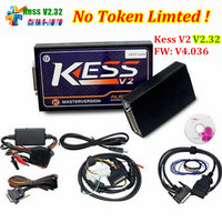 2016 Hot Selling Newest V2 21 KESS FW V4 036 ECU Chip Tuning Tool KESS V2