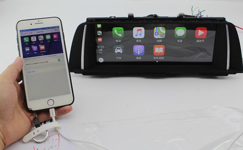 LiisLee Car Multimedia GPS Audio Hi-Fi Radio Stereo For BMW 5 Series F10 F11 2010~2012 Original CIC Style Navigation NAVI (2)