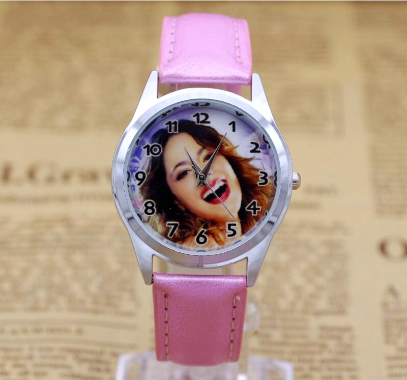 New Cartoon Children Watch Princess violetta Watches Fashion Girl Kids Student Cute Leather Sports Analog Wrist Watches cartoon children watches fashion girl bear pattern kids waterproof watch cute student leather strap wrist watch relogio