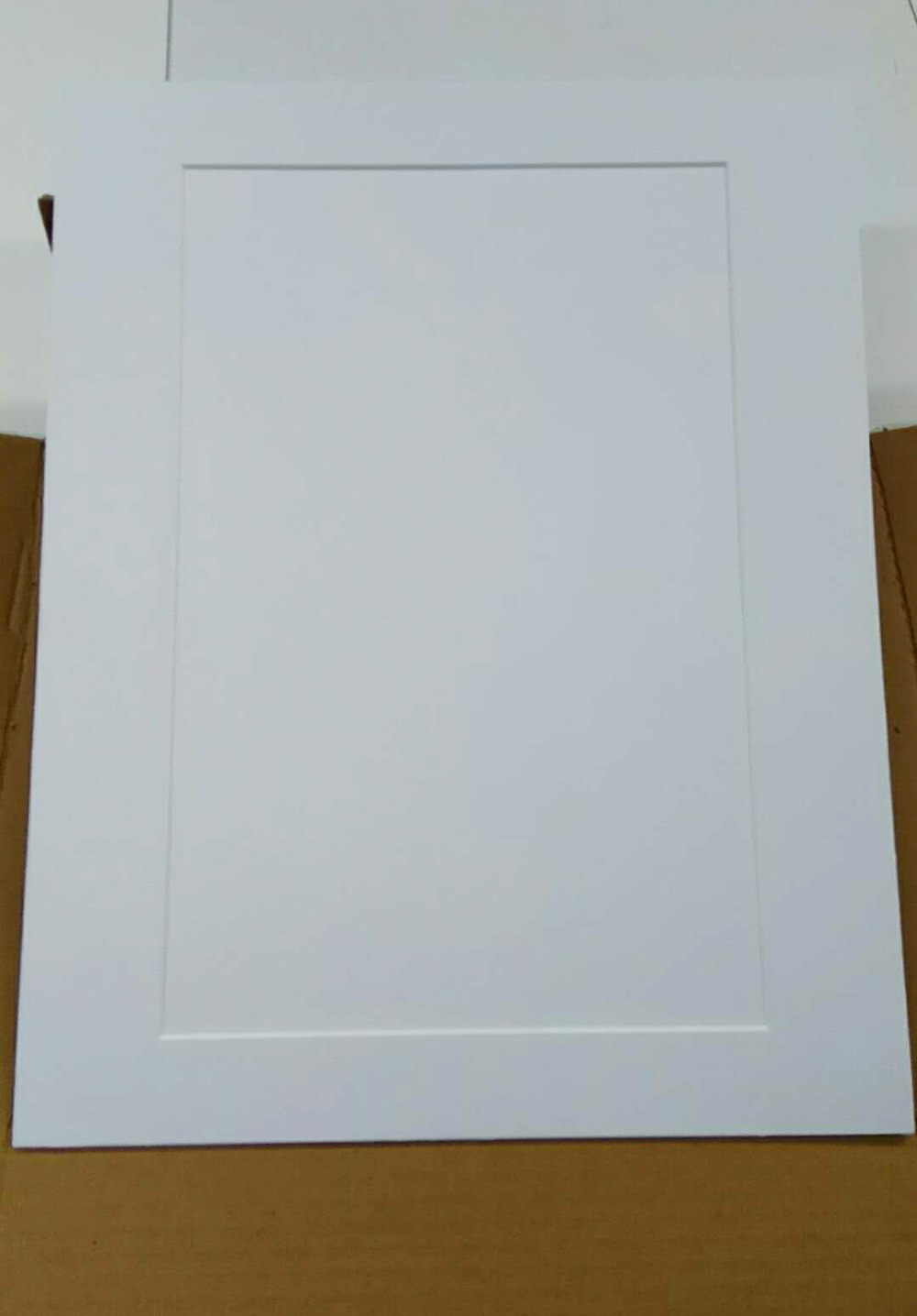 12pcs Pack 11x14 Solid Color Pre Cut Opening Matboard For