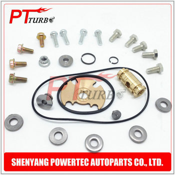 Turbines repair kit GT1749V turbo charger rebuild kit auto turbo parts for Renault Laguna Scenic Espace 1.9 DCI image