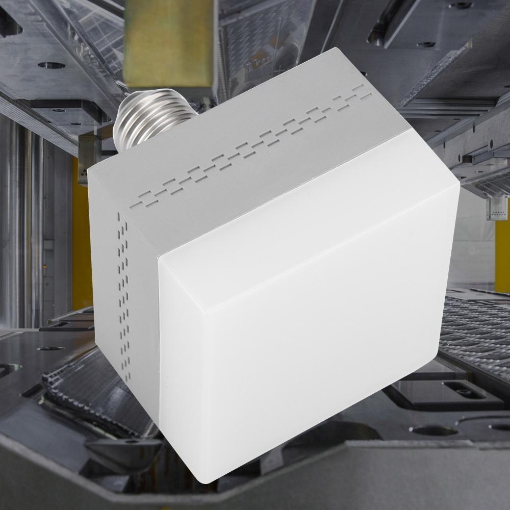 Led Square Light Bulb Standard E27 Base