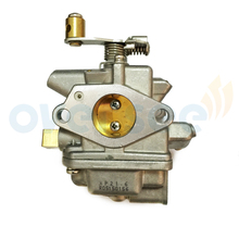 6BV-14301-11 Carburetor Assy For Yamaha 4HP 5HP 4 stroke Latest Model Outboard Engines Powertec Boat Motor aftermarket part