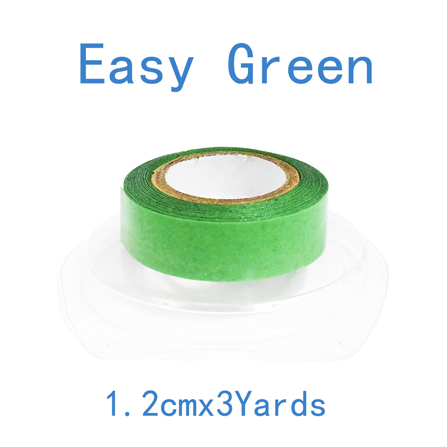 1/2x3 Yards Hair Tape Double-sided Adhesive Water-proof Super Tapes For Hair Extension Lace Wig Hairpiece Toupee