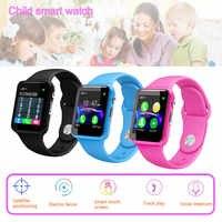 Nuevo G10A chico reloj inteligente con localizador GPS IP67 resistente al agua reloj de Fitness dispositivos portátiles reloj inteligente drop shopping 3