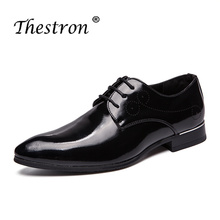 Men Classic Dress Shoes Carved Brogue Designer Genuine Leather Fashion Male Footwear Luxury Brand Mens Office