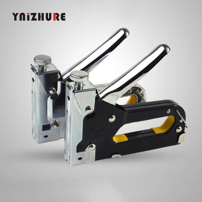 Furniture Stapler Multitool Nail Staple Gun For Wood Door Upholstery Framing Rivet Gun Kit Nailers Rivet Tool Nietzange