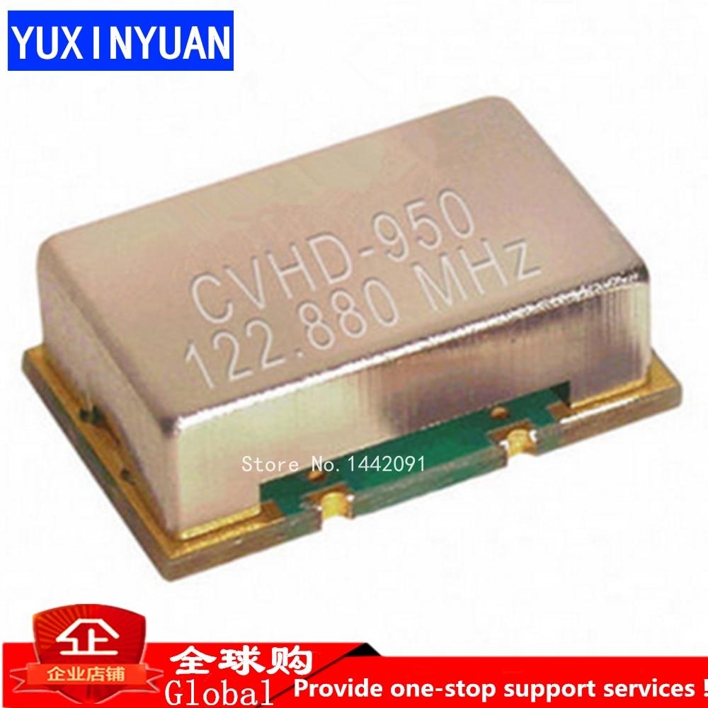 1 pcs x CVHD-950-122.880 VCXO oscillateurs cristaux et oscillateurs CVHD 950 122.88 MHZ 122.880 MHZ1 pcs x CVHD-950-122.880 VCXO oscillateurs cristaux et oscillateurs CVHD 950 122.88 MHZ 122.880 MHZ