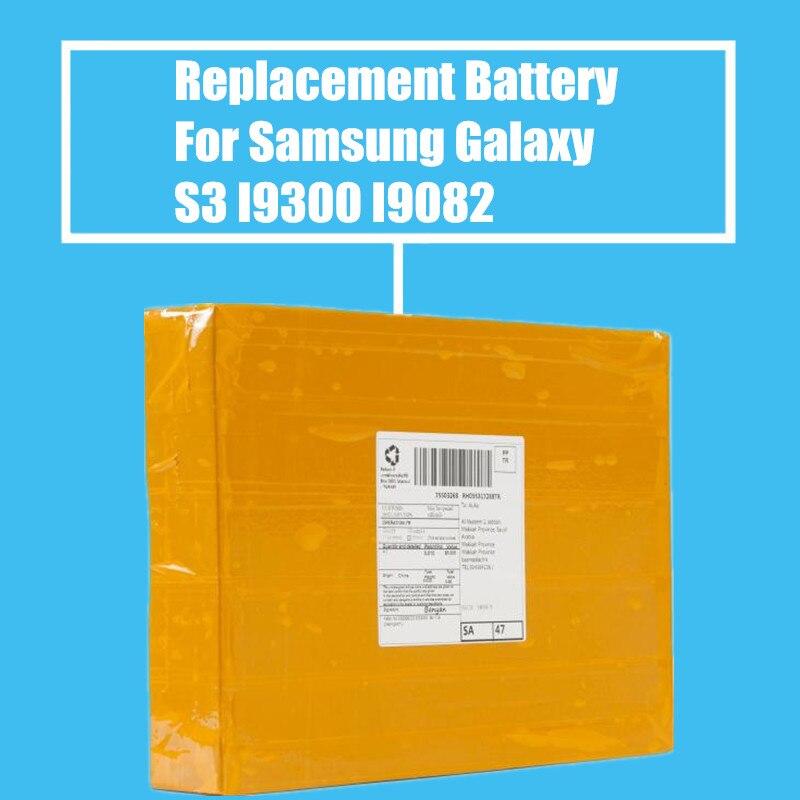 50Pcs/Pack 2100mah Replacement <font><b>Battery</b></font> for Samsung Galaxy S3 <font><b>I9300</b></font> I9305 I9308 I9118 I9080 I9082 I9060 I9128E High Quality