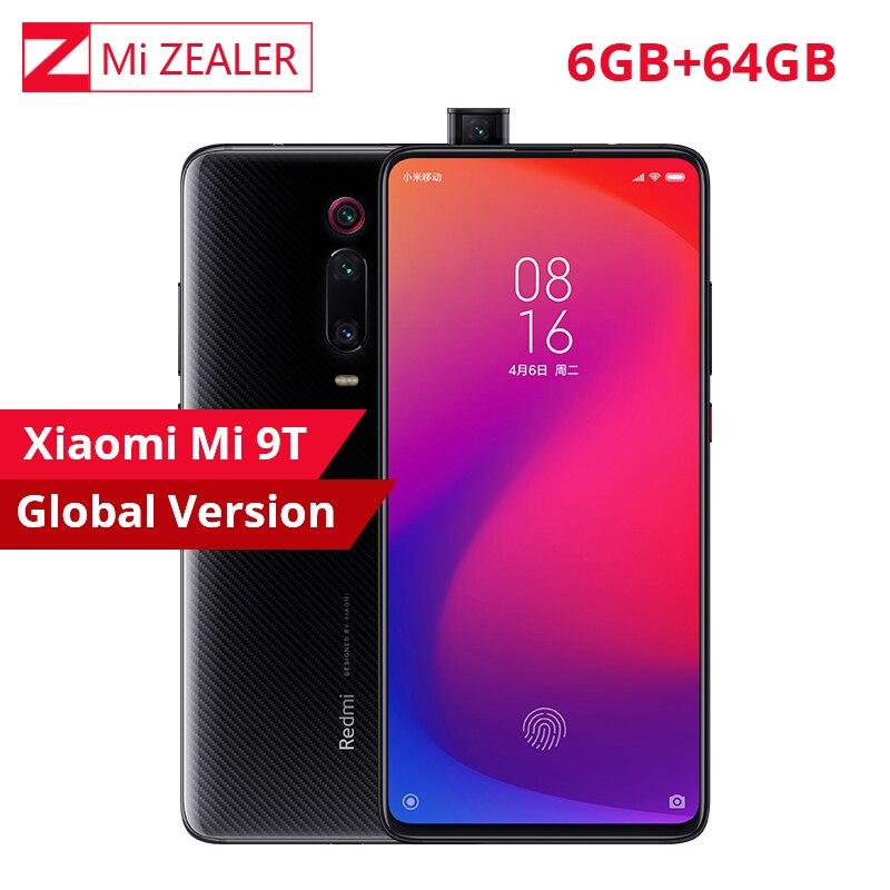 Global Version Xiaomi Mi9T Redmi K20 Smartphone 6 39 6GB RAM 64GB ROM 48MP Snapdragon 730