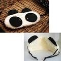 2pcs Cute Panda Desigh Eye Masks Sleeping Blindfold Nap Cover Blind Shield Protector