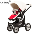 Chbaby Light Type Baby Stroller Baby Car Two-way Trolley Child Car Accessories European Baby Strollers Baby Car Seat