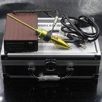 Dnail комплект с 3 цвета PID 3 стиля нагревателя ногтей воск пар сухой сушеных трав E сигары Стекло Водопровод recycler нефтяных вышек