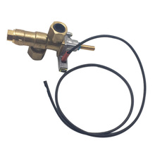 Gas Heater Safety Copper Valve West Kitchen High Power With Ignition Line Complete Set Of