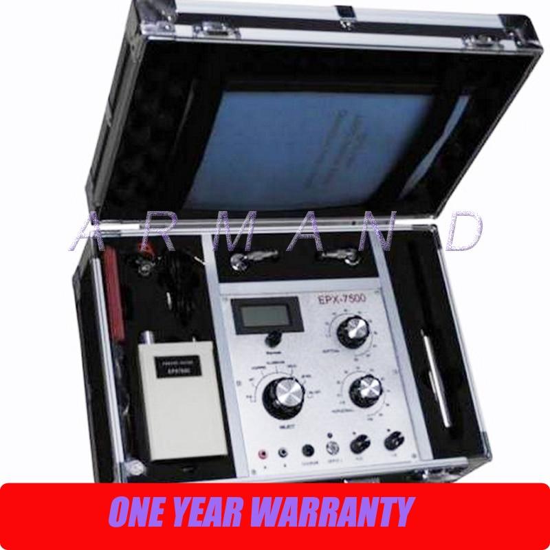 Détecteur de métaux souterrain longue portée de profondeur profonde détecteur de métaux EPX-7500 EPX7500