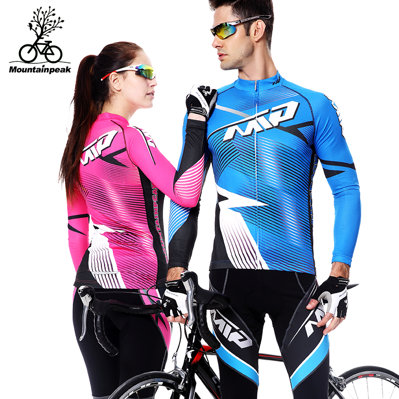 Gel breathable pad Cycling jersey sets Summer Long Sleeve mtb road mountain bike bicycle coats pants suit clothing equipment new bike team long sleeve breathable outdoor cycling sets 3d gel padded quick dry bicycle apparel clothing cycling jersey sets h021