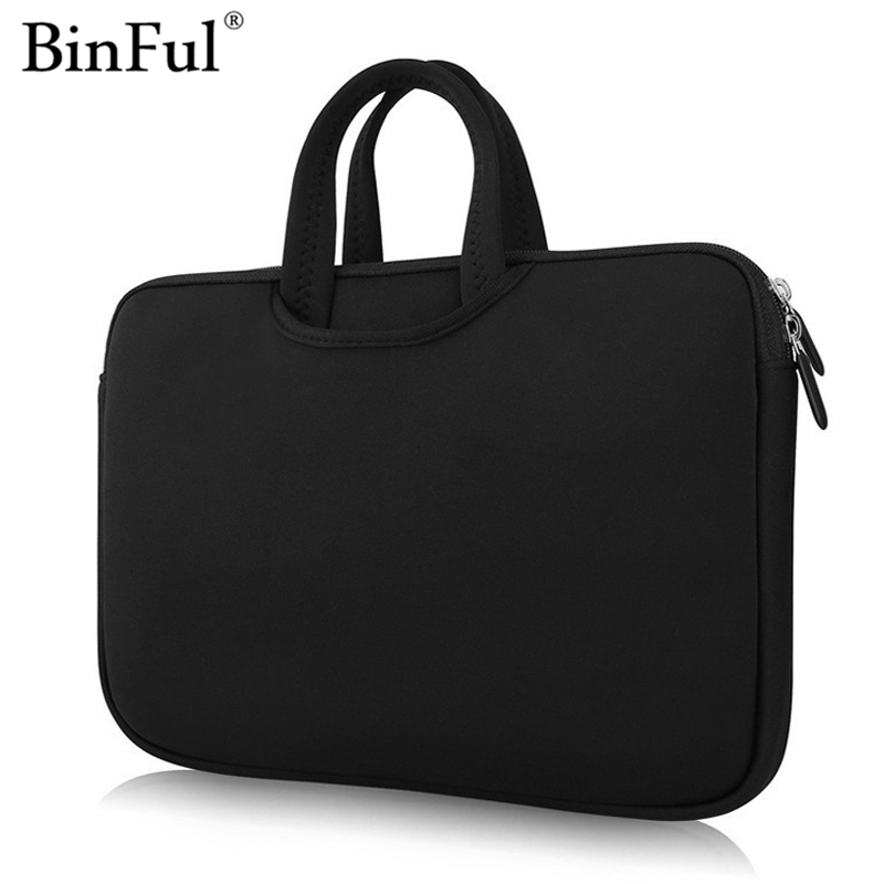 BinFul laptop bag 11 12 13 14 15 15.6 Sleeve case cover for Dell Lenovo HP Samsung Asus Toshiba Surface Pro Ultrabook Notebook image