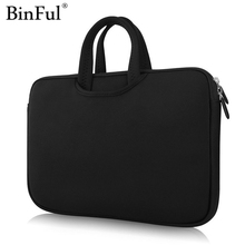 BinFul laptop bag 11 12 13 14 15 15.6 Sleeve case cover for Dell Lenovo HP Samsu