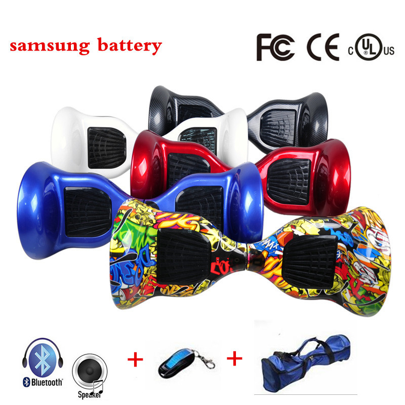 2016 hoverboard 10 inch big tire mini smart self balance scooter two wheel smart self balancing electric drift board scooter