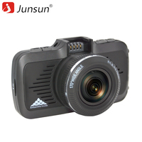 Junsun A799 Car DVR Camera GPS 2 In 1 Ambarella A7LA50 Full HD 1296P With Speedcam