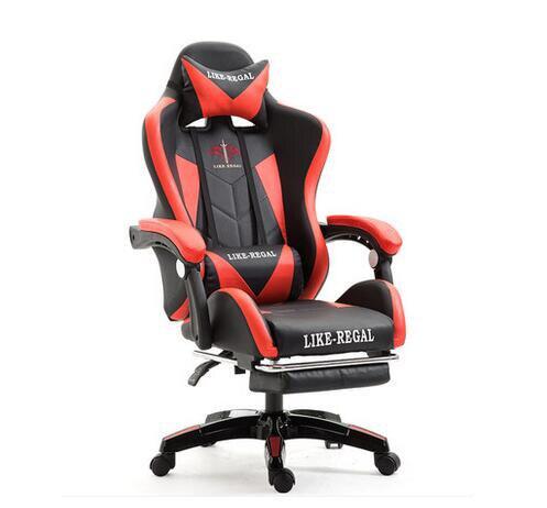 Ergonomica sedia di gioco Internet café WCG sedia del computer confortevole reclinabile riproduzione Sedia casa sedia