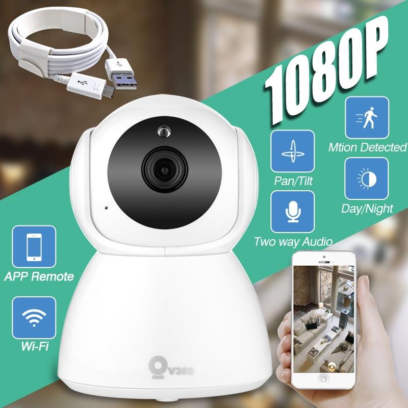 1080P Full HD Mini Wireless Wi-fi IP Camera Security H.265 IP CCTV Camera Wifi Network Surveillance Smart IRCUT Night Vision цена