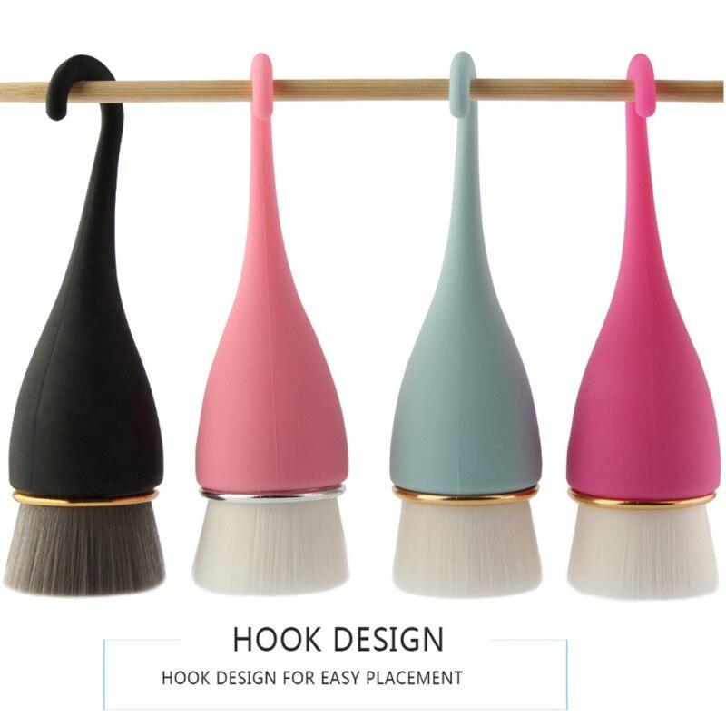 Makeup Brushes Face Skin Washing Cleaning Brush Tool Exfoliator Deep Pore Massager Facia ...
