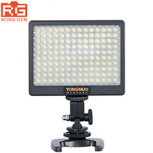 YONGNUO YN-140 140-LED Portable LED Video Light Adjustable Color Temperature 6000K / 3200K for Camera and Camcorder
