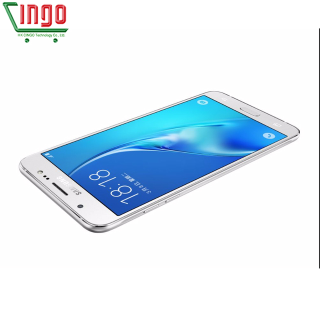 Original Samsung Galaxy J5 (2016) CELL Phone 16GB ROM 2GB RAM 5.2″ inch Screen Quad Core Snapdragon Dual Sim FDD LTE Smartphone