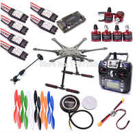 S550 F550 500 ミリメートルアップグレード Hexacopter APM 2.8 7 メートル GPS 電源 Moudle 2212 モーター 30A Simonk ESC 1045 小道具スーパーコンボ Flysky I6 FS-i6