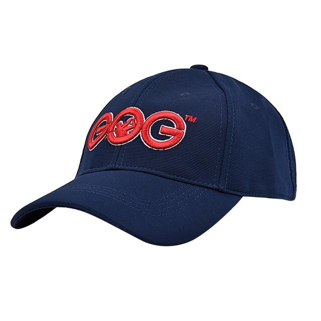 2017 New Blue Golf Caps Professional Cotton Golf Ball Cap High Quality  Sports Golf Hat 521dc0d5b4c