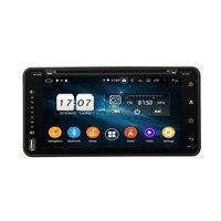 Восьмиядерный Android 9,0 для TOYOTA Fortuner/HILUX Revo 2005 2010 2011 2012 2013 2014 автомобилей Радио dvd плеер gps