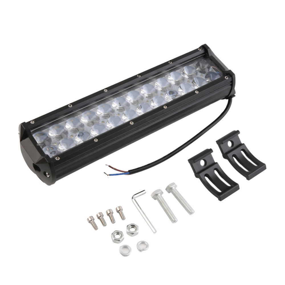120W 12 LED Light Bar Offroad for PHILIPS 4D Led Work Light Bar flood Beam Driving Lamp for 12v 24v Truck SUV ATV 4x4 4d for philips led bar 120w 12 spot led light bar offroad atv truck 4x4 utv 4wd truck rzr 12v 24v camper tractor page 1