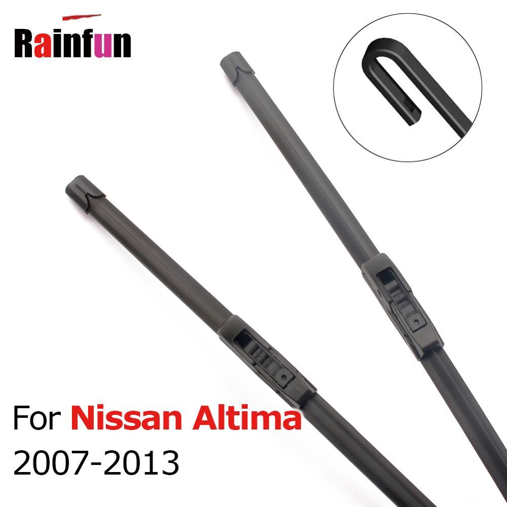 RAINFUN щетки стеклоочистителей для автомобиля для Nissan Altima 2007 2008 2009 2010 2011 2012 2013 спереди стеклоочистители 28& 17 дюймов