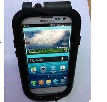Waterproof Tough Case Motorcycle Bike Handlebar Mount holder   for  Galaxy S3 i9300