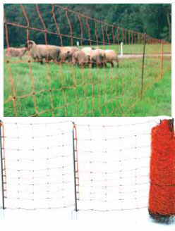 Sheep Goat Rabbit Chicken Electric Poultry Fence Netting