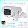 4X de Zoom Motorizado Lente Full HD 1080 P 2.0MP AHD IR Color PTZ Câmera Da Bala 4X PTZ Câmera Da Bala, AHD2.0 AHD-H PTZ Câmera Da Bala