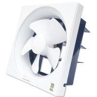 Bathroom Ventilation Fan Toilet Exhaust Fan Kitchen Air Purifier Fan 6 8 10 12 Inch Window Type Square Toilet Exhaust Fan