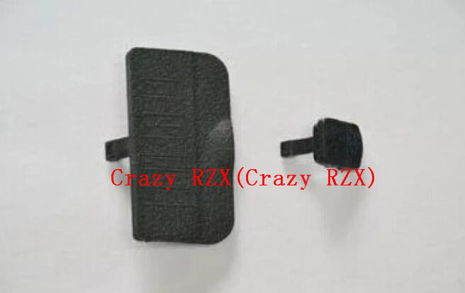 NEW USB/HDMI DC IN/VIDEO OUT Rubber Door Bottom Cover For NIKON D90 Digital Camera Repair Part
