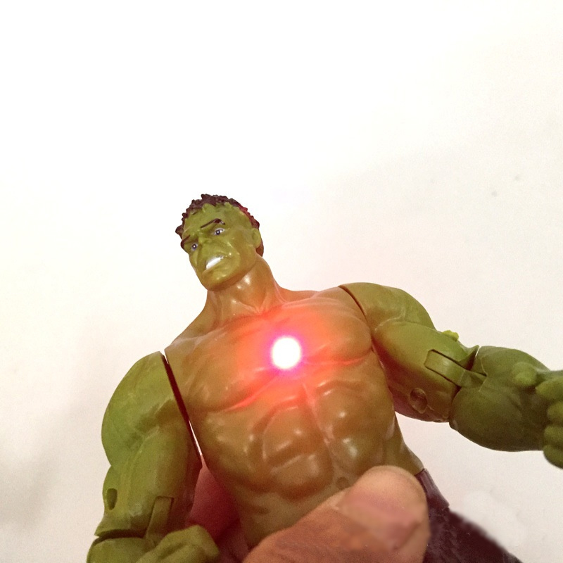 6/'/' Marvel Avengers 3Infinity War Movable Joints Hulk Action Figure Toys