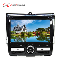 Quad Core HD 800X480 Android 5 1 1 Car DVD Player For CITY 2008 2011 With