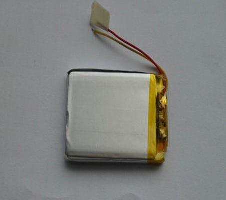 3.7V lithium polymer battery 053035 503035 450mah MP4 MP5
