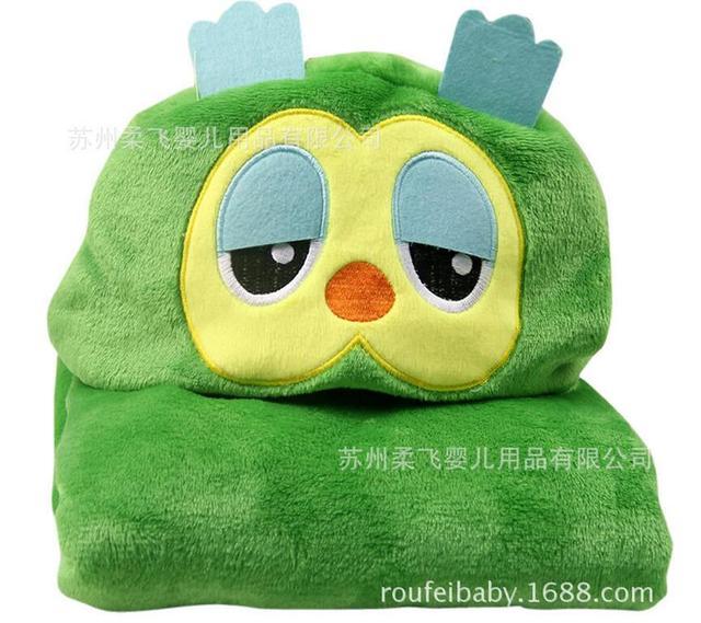 Flanela com capuz capa cape formas animais bonitos do bebê super macia toalha de banho cape