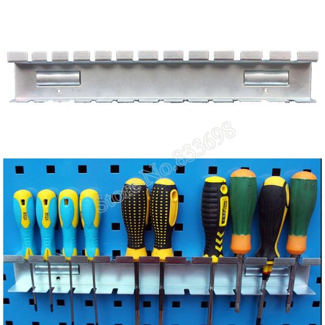 380 Mm Schroevendraaier Opknoping Haken Houder Hardware Gereedschap Voor Ratelsleutels Hand Tool