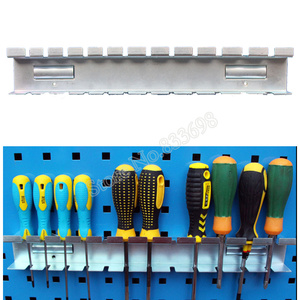 Image 1 - 380mm Screwdriver Hanging Hooks Holder Hardware Tools for Ratchet Wrenches Hand Tool