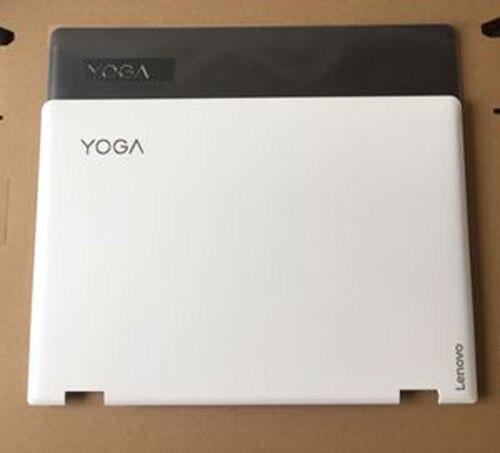 New/Original For Lenovo Yoga 510 14 Yoga 510-14isk flex 4 14 flex 4-1480 Lcd Rear Cover Lid back Black white new original lenovo yoga 3 11 lcd back cover rear lid white or orange